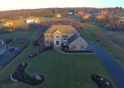 UpstateVPS, Real Estate Drone Photography, Orchard Park, NY