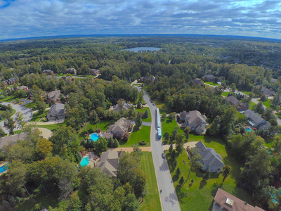 Upstate Visual Property Services, Real Estate Drone Photography, Hamburg, NY